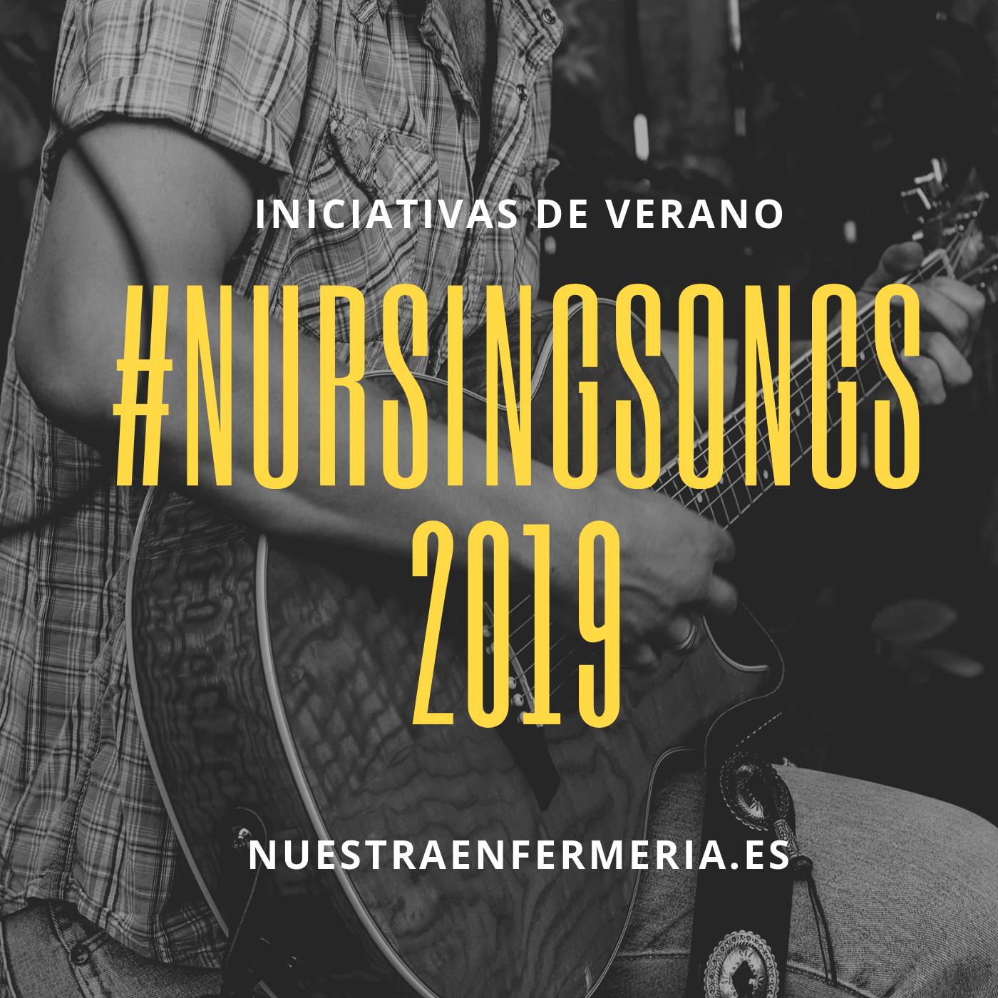 #nursingsongs2019: Enfermeras desconectadas, conectad!