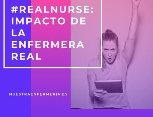#realNurse: Impacto de la enfermera real