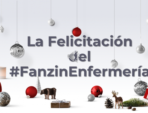 La Felicitación del #FanzinEnfermeria 2019
