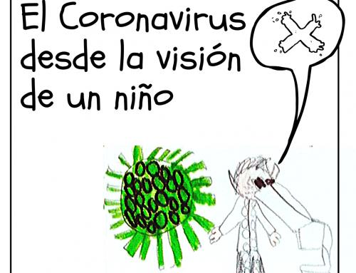 El Coronavirus desde la visión de un niño
