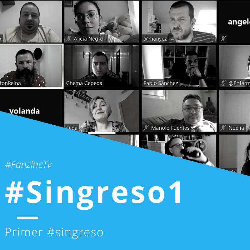 #Singreso1 : Video y Podcast Disponible!!